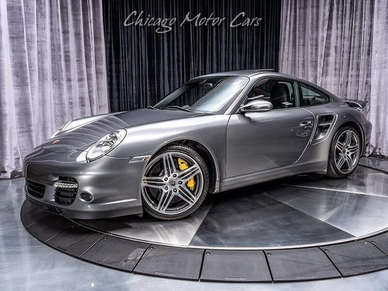 2007_Porsche_911 Turbo Alpha 9_Coupe_ Chicago IL