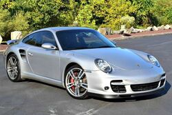 Porsche 911 Turbo Coupe 2007