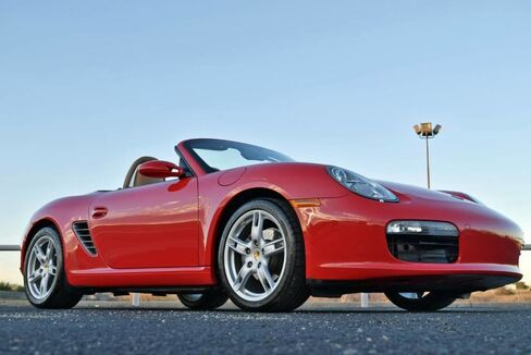 2007_Porsche_Boxster__ Fort Worth TX