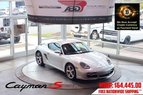 2007_Porsche_Cayman_S_ Chantilly VA