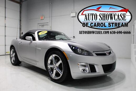 2007 Saturn Sky Red Line Roadster Carol Stream IL