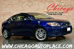 2007_Scion_tC_Spec - 2.4L I4 ENGINE FRONT WHEEL DRIVE GRAY LEATHER PANO ROOF PIONEER AUDIO PREMIUM WHEELS_ Bensenville IL