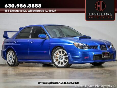 2007_Subaru_Impreza Sedan_WRX STI_ Willowbrook IL