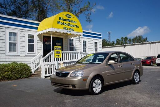 2007_Suzuki_Forenza_Convenience_ Wilmington NC
