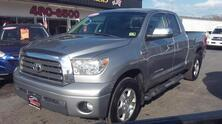 TOYOTA TUNDRA DOUBLE CAB LIMITED 4X4, CARFAX CERTIFIED, HEATED LEATHER SEATS, SAT, BEDLINER, TOW PKG, ONE OWNER! 2007