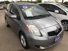 2007_TOYOTA_YARIS_2 DOOR HATCHBACK; LIFTBACK_ Austin TX