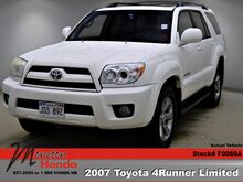 2007_Toyota_4Runner_Limited_ Moncton NB