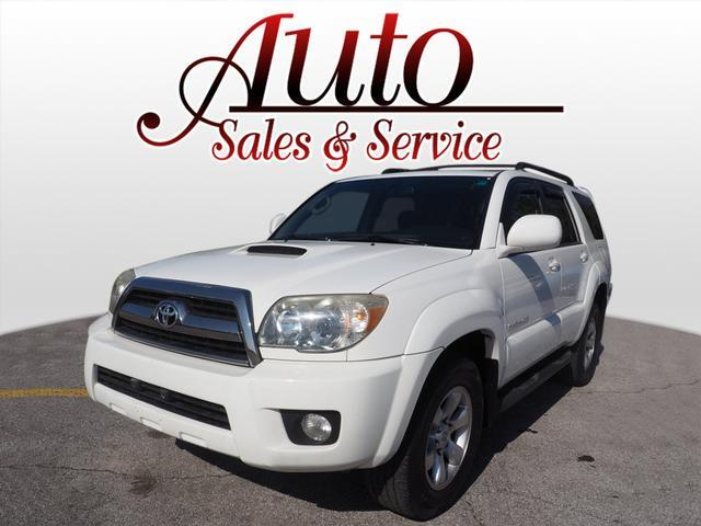 2007 Toyota 4Runner Sport Edition Indianapolis IN