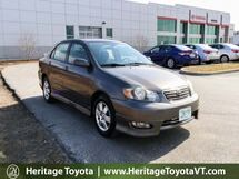 2007 Toyota Corolla S South Burlington VT