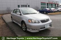 2007 Toyota Corolla S South Burlington VT