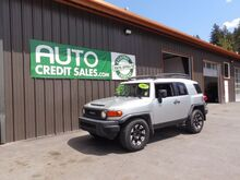 2007_Toyota_FJ Cruiser_2WD_ Spokane Valley WA