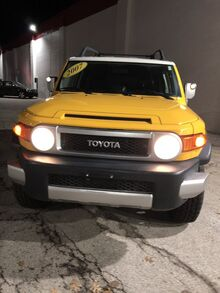 2007_Toyota_FJ Cruiser_4WD_ Chicago IL