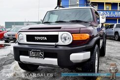 2007_Toyota_FJ Cruiser_4x4 / Automatic / Cruise Control / Aux Jack / Block Heater / Luggage Rack / Tow Pkg_ Anchorage AK