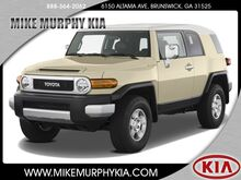 2007_Toyota_FJ Cruiser_Base_ Brunswick GA