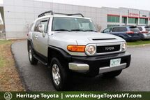 2007 Toyota FJ Cruiser  South Burlington VT