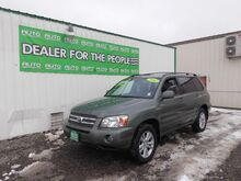 2007_Toyota_Highlander Hybrid_Limited 4WD_ Spokane Valley WA