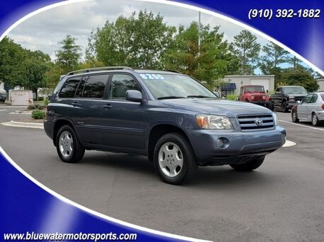 2007_Toyota_Highlander_Limited w/3rd Row_ Wilmington NC