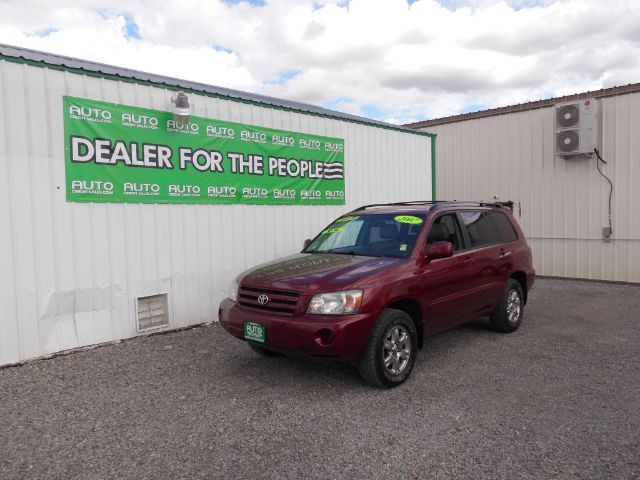 2007 Toyota Highlander V6 4wd Spokane Valley Wa