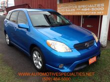 2007_Toyota_Matrix_2WD_ Spokane WA