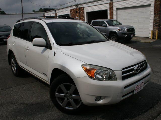 2007 Toyota RAV4 Limited Roanoke VA