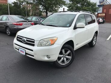 2007_Toyota_RAV4_Limited_ Worcester MA
