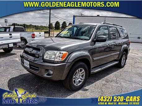 2007_Toyota_Sequoia_2WD 4DR SR5_ Midland TX