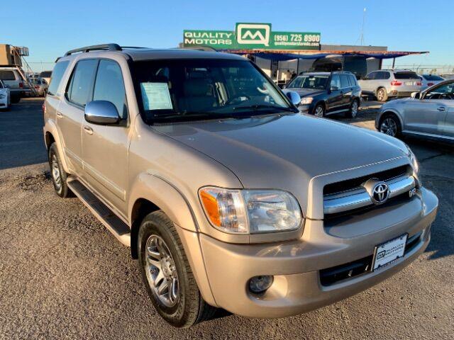 2007 Toyota Sequoia Limited 2WD Laredo TX