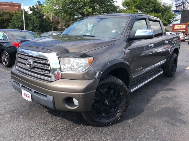 2007 Toyota Tundra Limited CrewMax Worcester MA