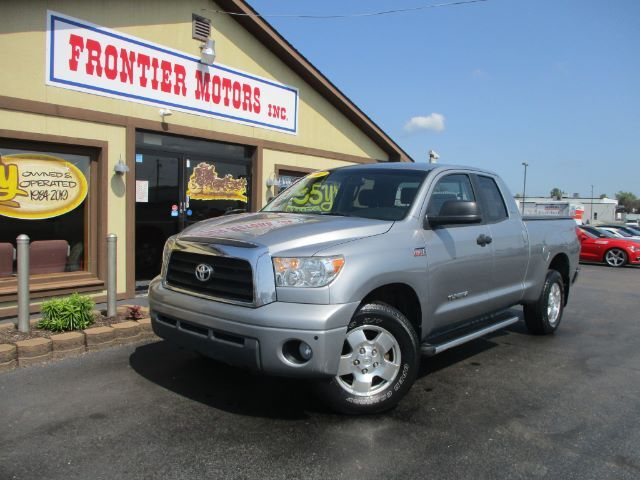 2007 Toyota Tundra SR5 Double Cab 6AT 4WD Middletown OH