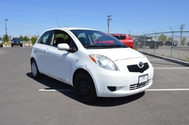 2007 Toyota Yaris Grand Junction Co 25607933