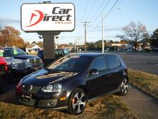 VOLKSWAGEN GTI 2.0 TURBO HATCHBACK, CARFAX CERTIFIED, KEYLESS ENTRY, SUNROOF, PREMIUM WHEELS! 2007