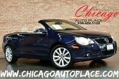 2007_Volkswagen_Eos_2.0T - HARDTOP/CONVERTIBLE 2.0L FSI TURBOCHARGED I4 ENGINE FRONT WHEEL DRIVE BEIGE LEATHER HEATED SEATS DUAL ZONE CLIMATE CONTROL_ Bensenville IL