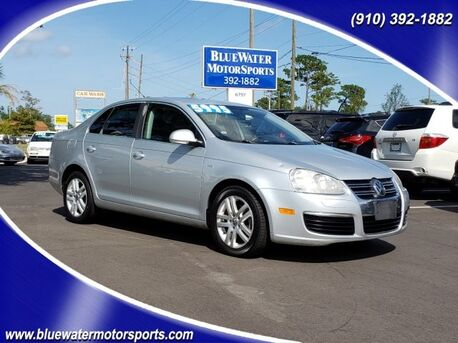 2007_Volkswagen_Jetta Sedan_Wolfsburg Edition_ Wilmington NC
