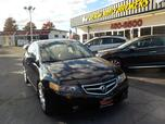 2008 ACURA TSX BUYBACK GUARANTEE, WARRANTY,  LEATHER, NAV, HEATED SEATS, ONLY 1 OWNER, VERY NICE!!!