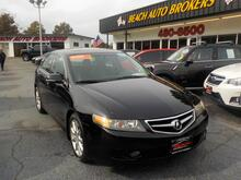 2008_ACURA_TSX_CERTIFIED W/WARRANTY, LEATHER, NAV, SIRIUS SATELLITE RADIO, HEATED SEATS, ONLY 1 OWNER, VERY NICE!!!_ Norfolk VA