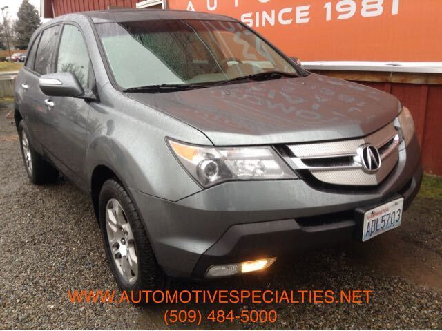 2008 Acura MDX Base Spokane WA