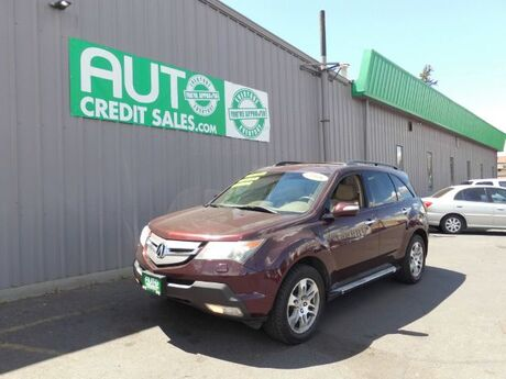 2008 Acura MDX Sport Package Spokane Valley WA