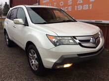 2008_Acura_MDX_Tech Package_ Spokane WA