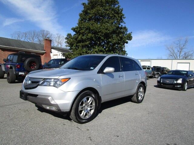2008 Acura MDX Tech Pkg AWD Richmond VA