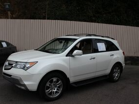 Acura MDX Technology 2008