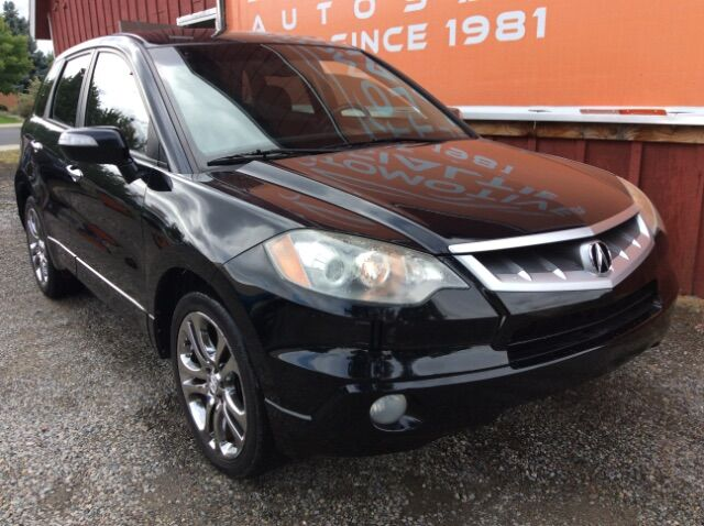 2008 Acura RDX 5-Spd AT with Technology Package Spokane WA