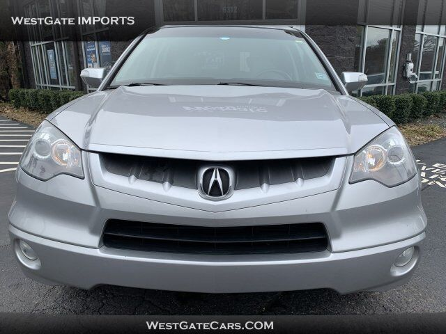 2008 Acura RDX Tech Pkg Raleigh NC