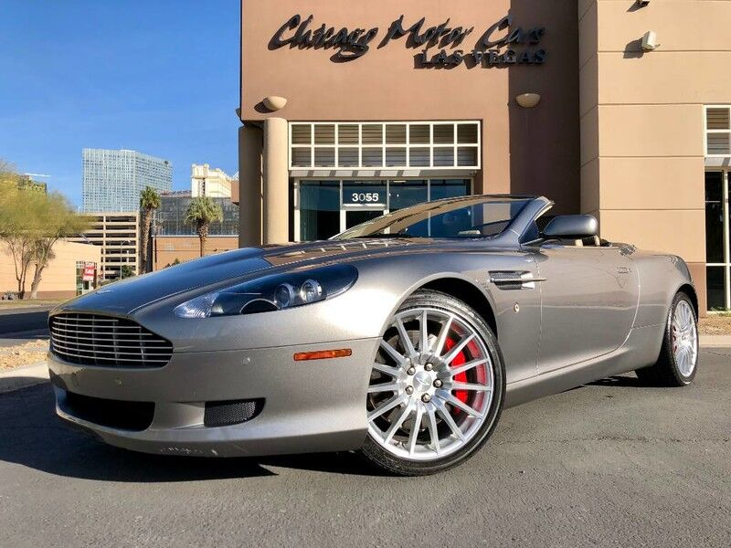 vehicle details 2008 aston martin db9 volante at chicago
