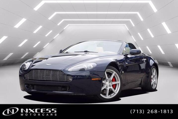 2008 Aston Martin Vantage Houston Tx 40679379