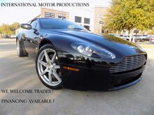 2008_Aston Martin_Vantage Convertible_**Triple Black**_ Carrollton TX
