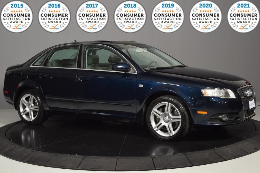 2008_Audi_A4_2.0T_ Glendale Heights IL