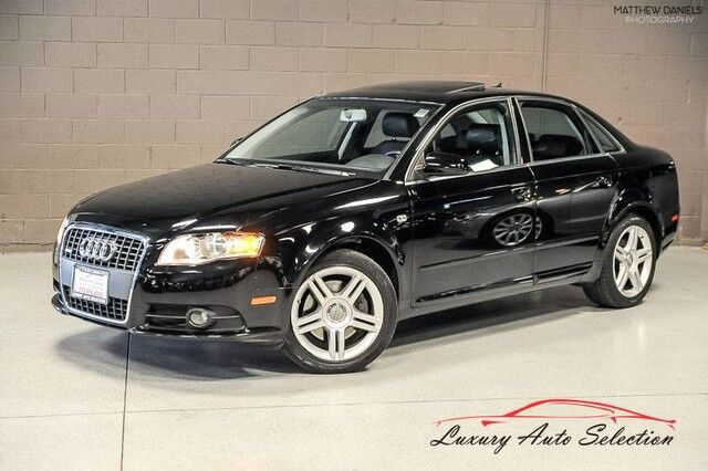 2008_Audi_A4 2.0T Quattro_4dr Sedan_ Chicago IL