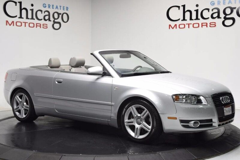 2008_Audi_A4_2.0T_ Chicago IL
