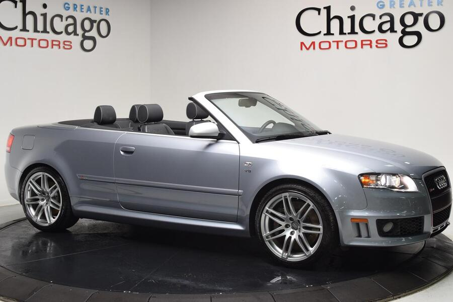 2008_Audi_RS 4__ Glendale Heights IL