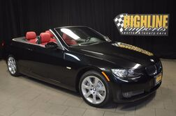 BMW 3 Series 335i Convertible 2008